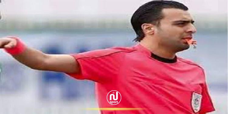 الرابطة الأولى: نعيم حسني يدير مواجهة النادي الصفاقسي والاتحاد المنستيري