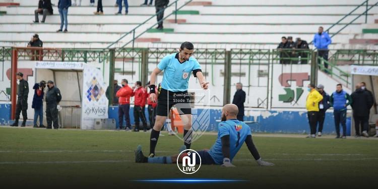 الرابطة 1: علي العياري .. أفضل حارس في البطولة