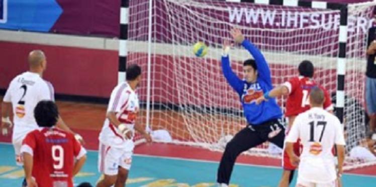 بطولة إفريقيا للأندية البطلة في كرة اليد: الزمالك المصري يفوز باللقب