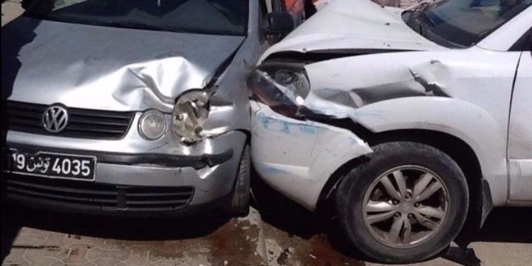 Baisse du nombre des accidents de la route enregistrés en Septembre