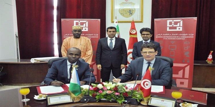 توقيع اتفاقية تعاون بين البريد التونسي والبريد الجيبوتي في مجال الخدمات البريدية والمالية