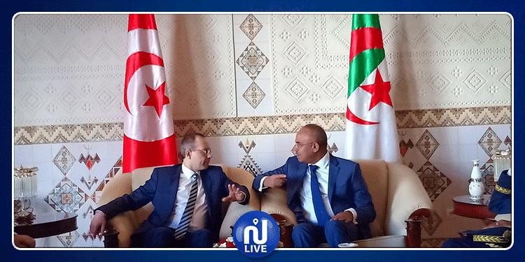 وزير الداخلية في زيارة إلى الجزائر
