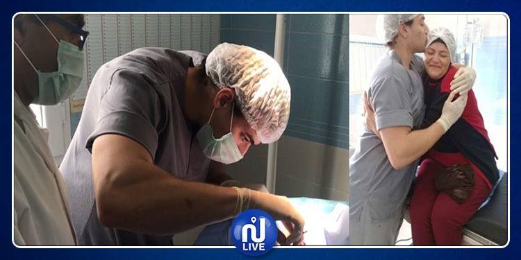طبيب شاب يجري عملية جراحية لأمه ويروي ''المغامرة''
