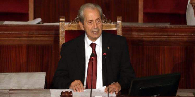 روما : محمد الناصر يلتقي برئيس مجلس الشيوخ الإيطالي