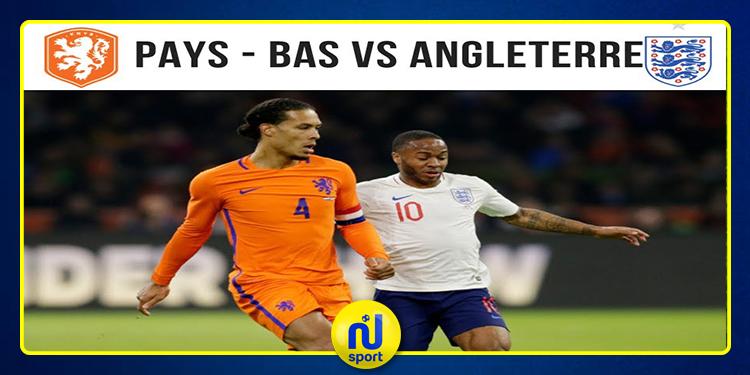 قمة كروية الليلة بين هولندا وأنقلترا ضمن دوري الأمم الأوروبية