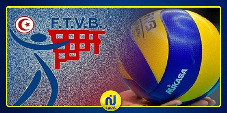 الكرة الطائرة : مونديال تونس للاصاغر / نتائج اليوم الاول