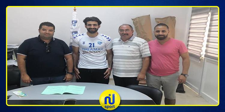 محمد امين رمزي يمضي عقد لمدة موسم مع النجم الرياضي الرادسي