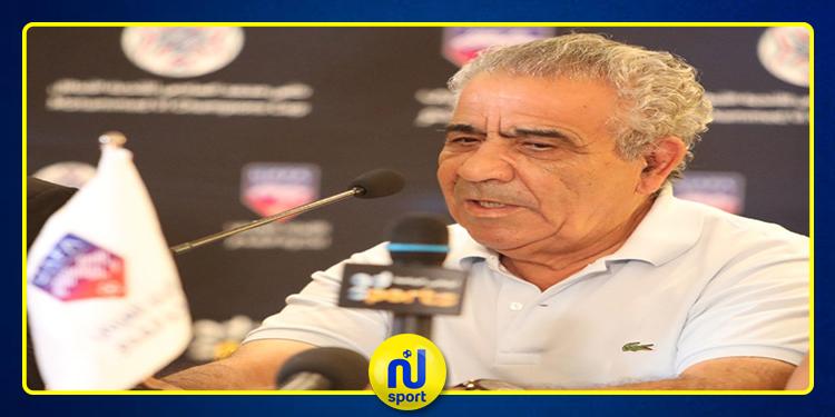 فوزي البنزرتي : مطالبون بأداء جيد نضمن من خلاله الفوز