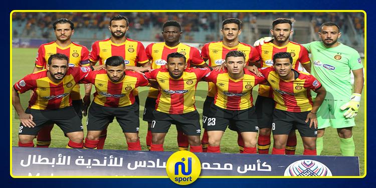 كاس محمد السادس للاندية الابطال - الترجي الرياضي التونسي يلاقي اسفي المغربي