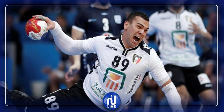 كرة اليد : المنتخب المصري يهزم الجزائر ويتأهل إلى نهائى أمم أفريقيا