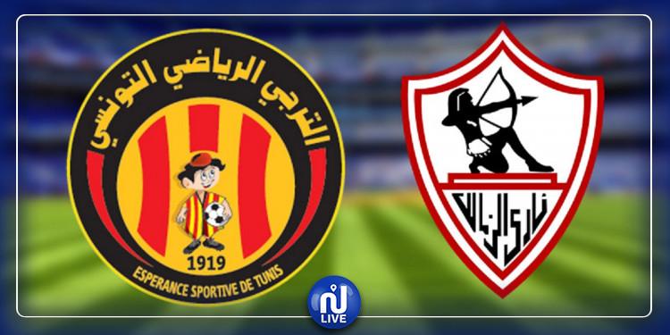 بشرى للجماهير : قناة مفتوحة تنقل مباراة الترجي والزمالك المصري