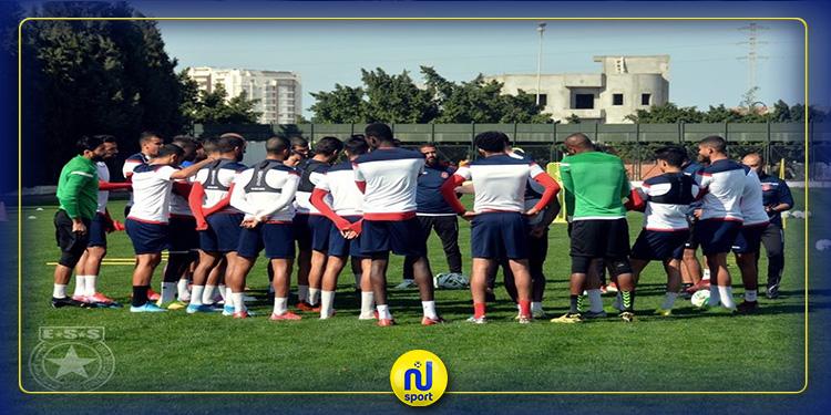 كأس تونس : التشكيلة المحتملة للنجم الساحلي في مواجهة النادي القربي