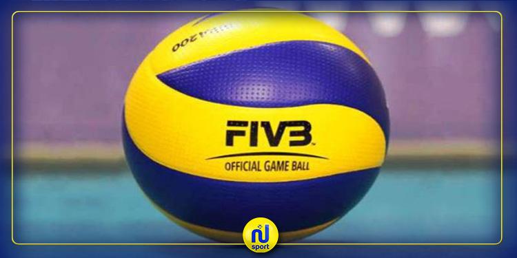 الكرة الطائرة: برنامج منافسات الجولة الثانية من مرحلة التتويج