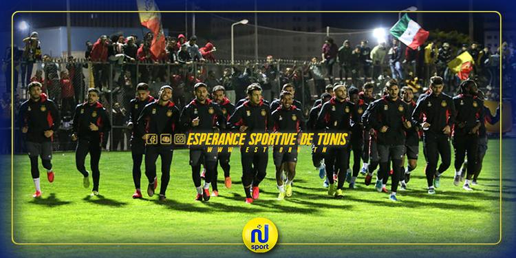 كأس تونس : التشكيلة المحتملة للترجي الرياضي في مواجهة مستقبل السبيخة