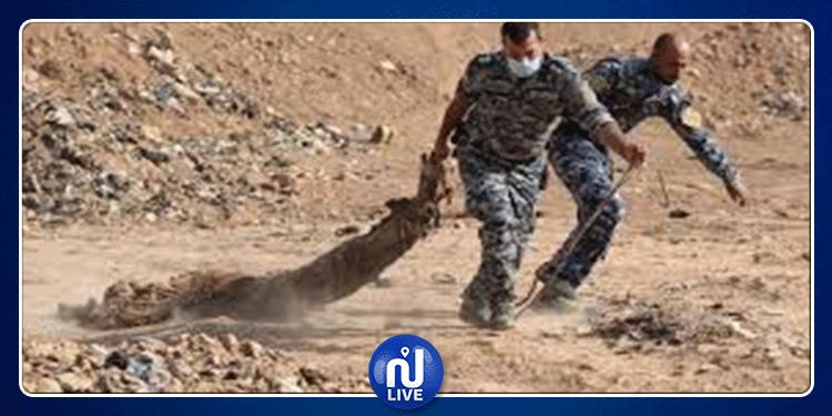 أعدمهم 'داعش' في ليبيا: العثور على مقبرة جماعية تضم رفات 34 شخصا