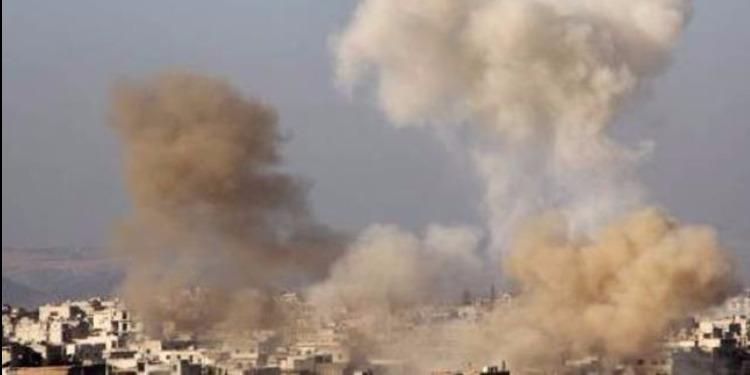 قاذفات روسية تقصف مواقع داعشية في سوريا