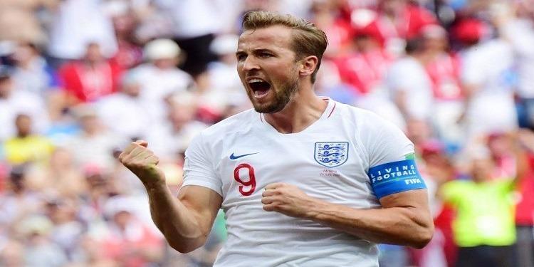 Harry Kane, meilleur buteur du Mondial 2018