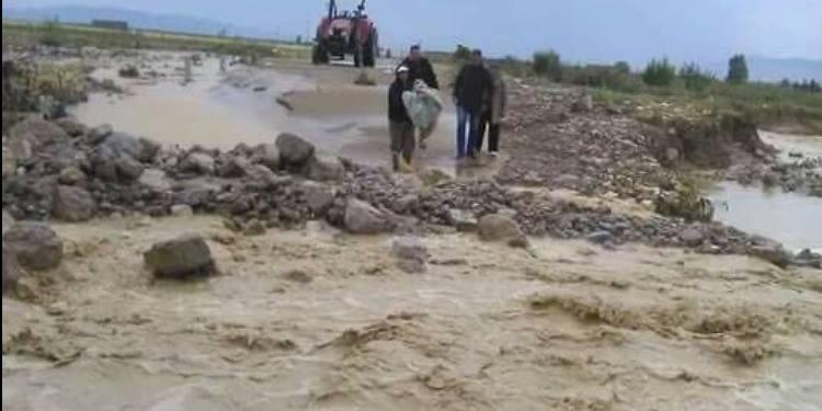 Un enfant emporté par un cours d'eau en crue à Rouhia