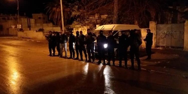 خليفة الشيباني : تراجع كبير في التحركات خلال الليلة الماضية وعدد الموقوفين بلغ 773 شخصا