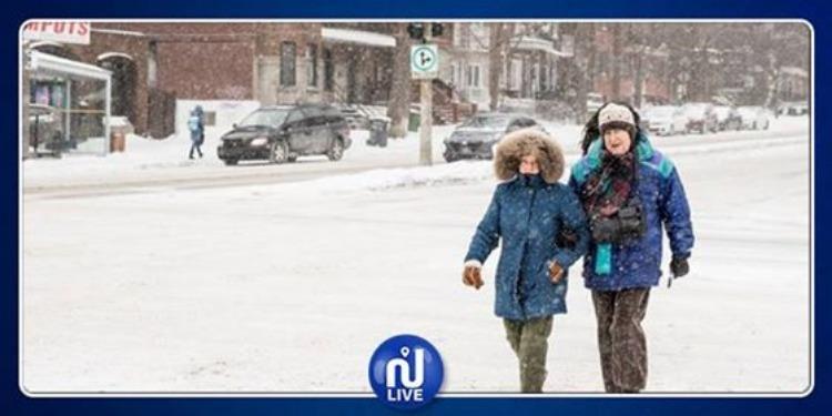 Nouvel épisode de neige en France : Les Canadiens ironiques