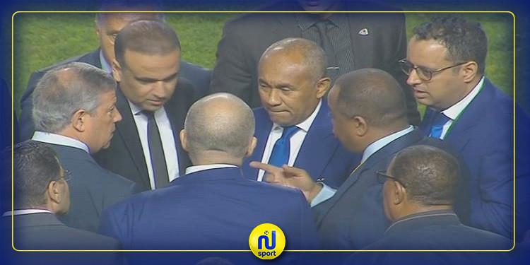 هل يفي أحمد أحمد بوعده ..ويتوج الوداد المغربي بطلا لدوري أبطال إفريقيا !