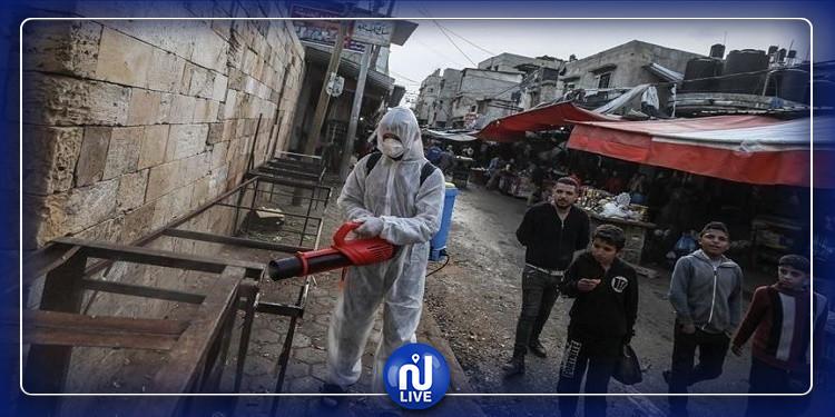إصابات كورونا في فلسطين تتجاوز الــ100