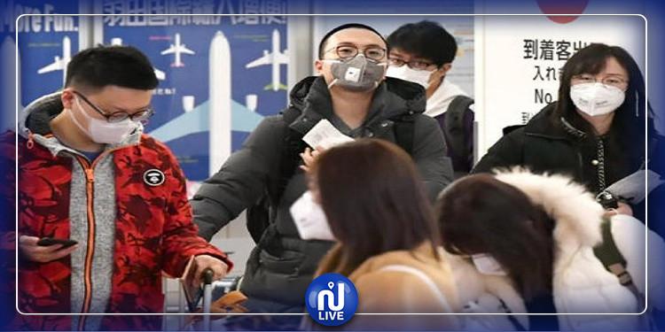 اليابان تسجل 86 إصابة جديدة بفيروس كورونا