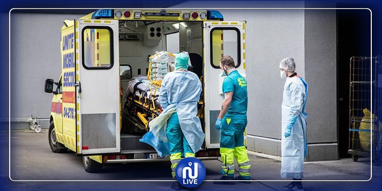 إيطاليا تعلن تسجيل 760 حالة وفاة جديدة بفيروس كورونا