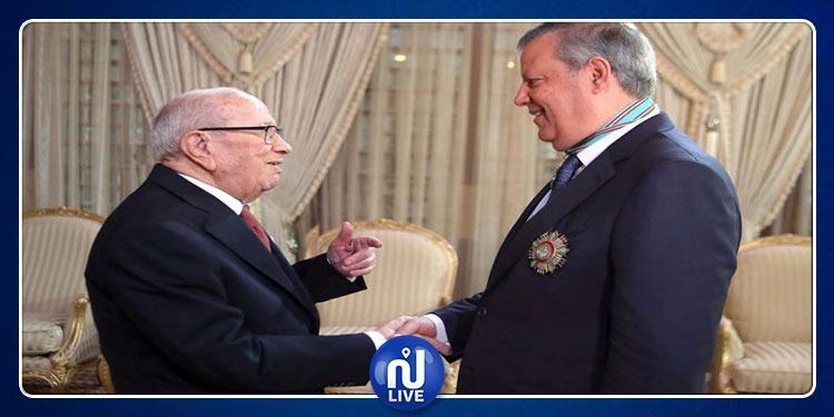 Hamdi Meddeb décoré de l'Ordre de la République (Vidéo)