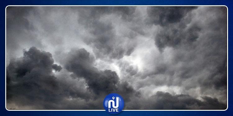 معهد الرصد الجوّي يحذّر من رياح قوية