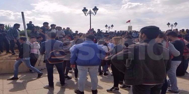 وفاة طالب بسبب تفريق الأمن للوقفة الإحتجاجية لطلبة الحقوق - الداخلية توضح