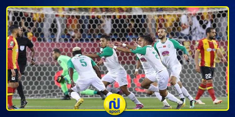 بعد نجاح صفقة الهوني: الترجي الرياضي يسعى للتعاقد مع مدافع المنتخب الليبي