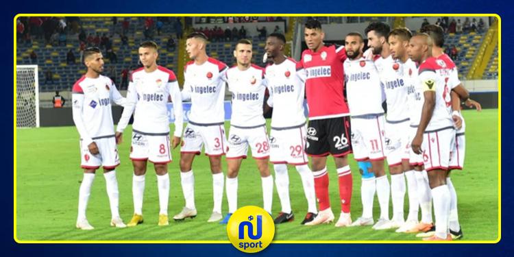 الوداد المغربي: لاعب ثانِ مهدد بالغياب عن مباراة النهائي أمام الترجي