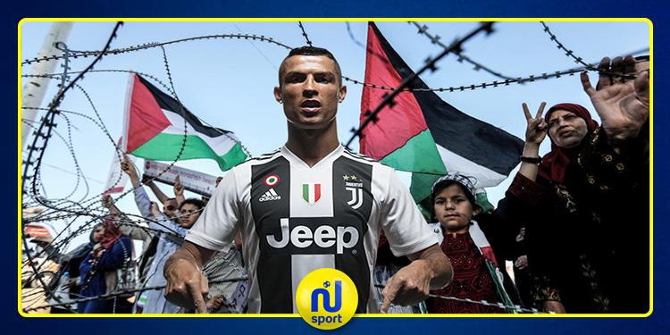 البرتغالي رونالدو يتبرع بـ1.5 مليون أورو لإقامة موائد إفطار في قطاع غزة
