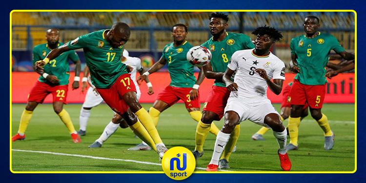 'كان' مصر: التعادل السلبي يحسم قمة المجموعة السادسة بين غانا والكامرون
