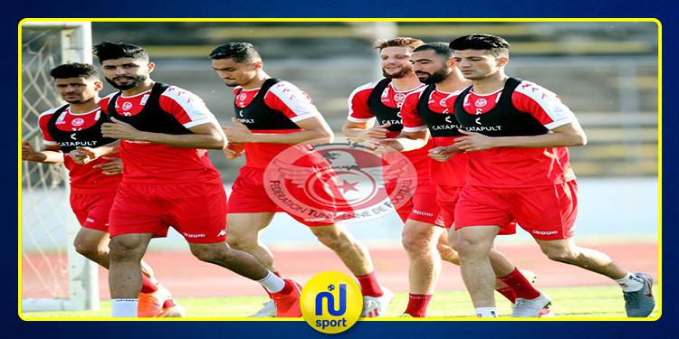 مباراة ودية: التشكيلة الأساسية للمنتخب التونسي أمام المنتخب العراقي