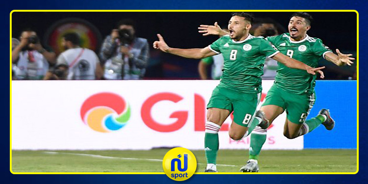 'كان' 2019: يوسف البلايلي يقود الجزائر إلى تحقيق فوز ثمين أمام السنغال