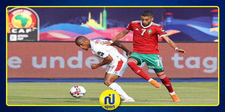 'كان' مصر: المنتخب المغربي يحقق فوزا ثمينا أمام ناميبيا