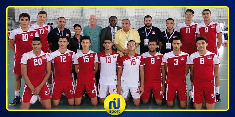 بطولة العالم للكرة الطائرة (تحت 19 عاما): القرعة تضع تونس ضمن المجموعة الأولى