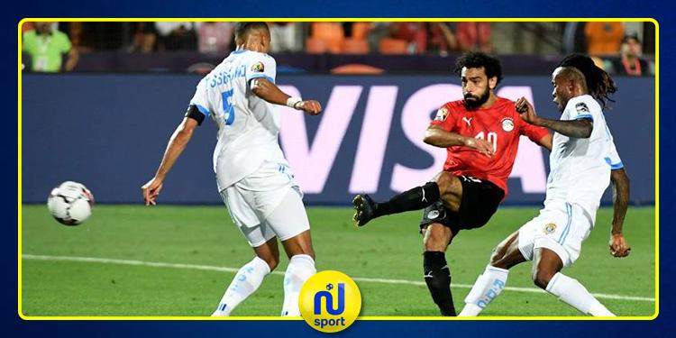 'كان' 2019: مصر تهزم الكونغو وتتأهل إلى الدور ثمن النهائي