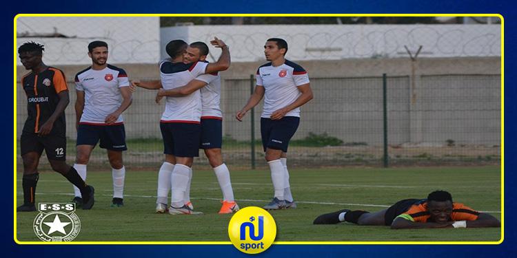 مباراة ودية: النجم الساحلي يفوز على سان بيدرو الإيفواري