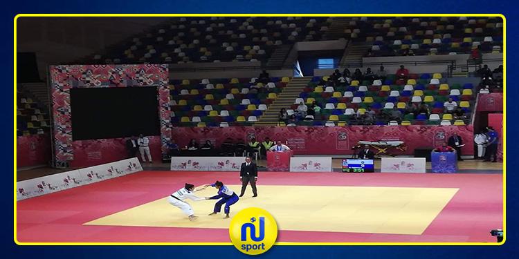 الألعاب الإفريقية: غفران الخليفي تُهدي تونس أول ذهبية في الدورة