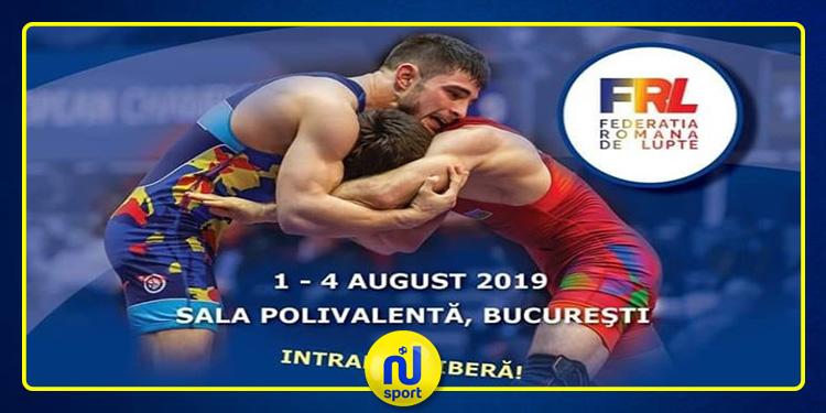 مصارعة: فضية وبرنزية لتونس في دورة رومانيا الدولية