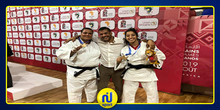 الألعاب الإفريقية: نهال شيخ روحو تُهدي تونس الميدالية الذهبية الثانية