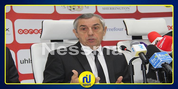 رسمي: الجامعة التونسية لكرة القدم تُنهي عقد المدرب آلان جيراس