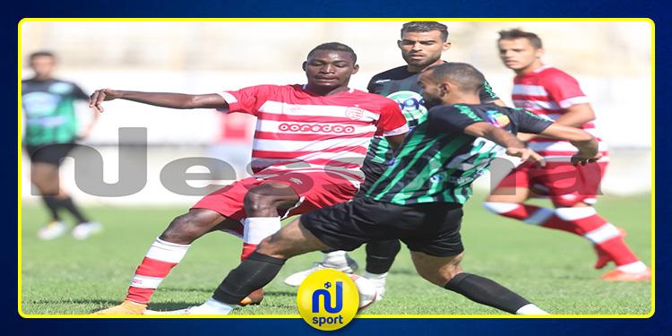 مباراة ودية: مستقبل سليمان يفوز على النادي الإفريقي