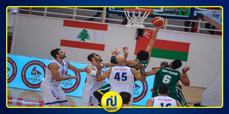 البطولة العربية لكرة السلة: الاتحاد المنستيري يفشل في بلوغ الدور النهائي