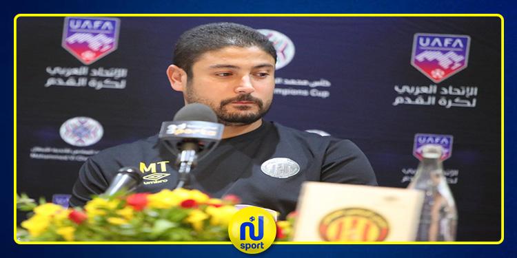 مجدي التراوي: التتويج باللقب هدفنا الرئيسي..ومواجهة النجمة اللبناني ليست سهلة