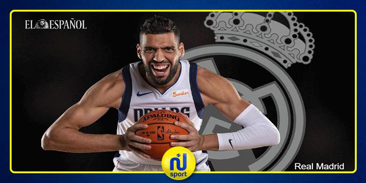 كرة السلة: صالح الماجري يعود إلى ريال مدريد
