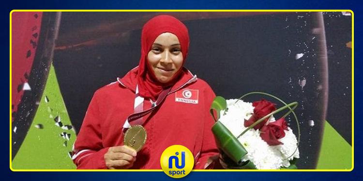 مونديال ألعاب القوى لذوي الاحتياجات الخاصة: مروى البراهمي تُهدي تونس أول ذهبية